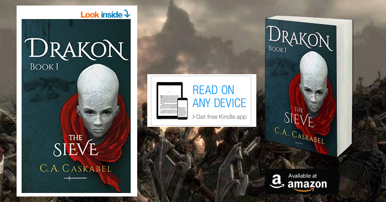 drakon, sieve, amazon, caskabel, amazon, fantasy,