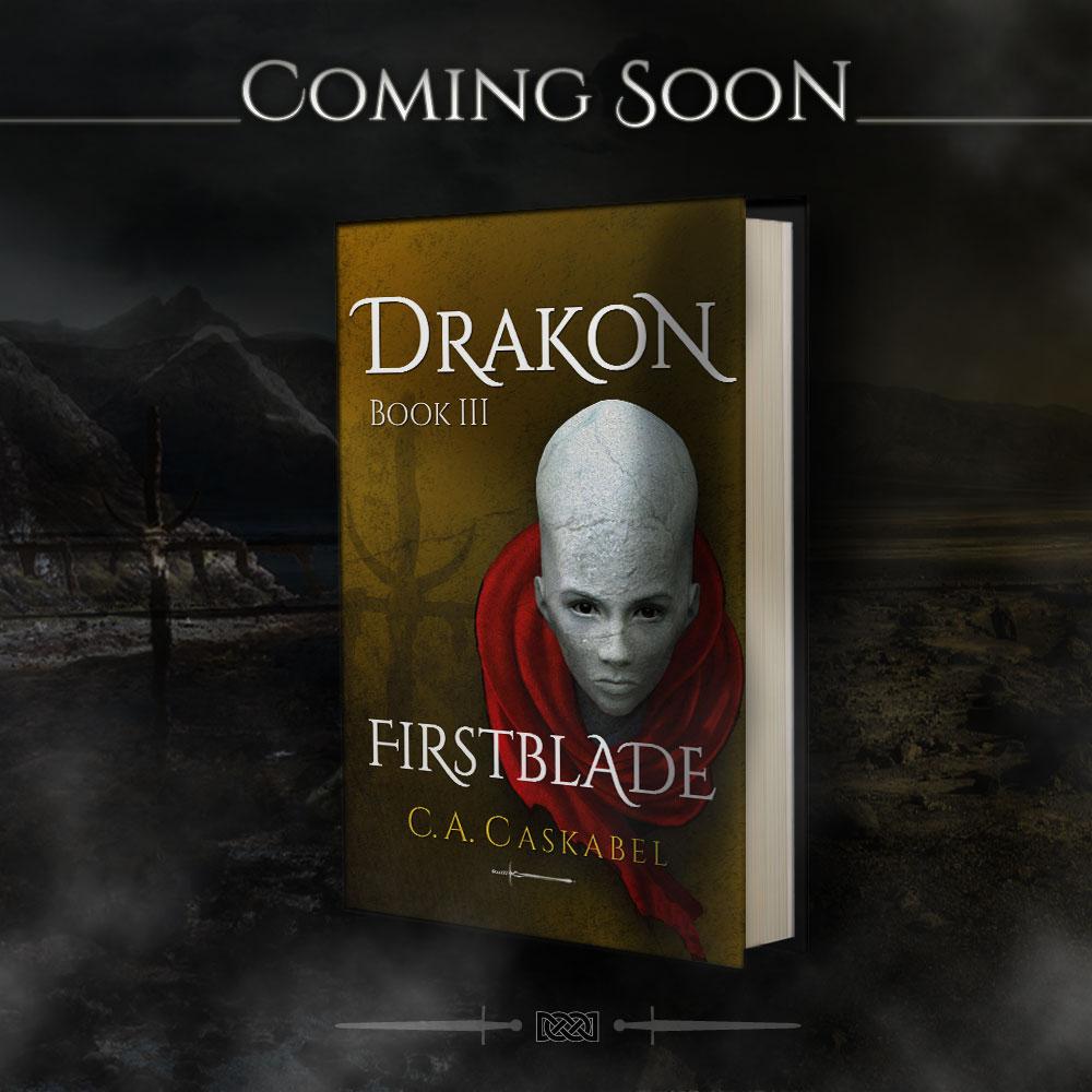 drakon, firstblade, series, amazon,